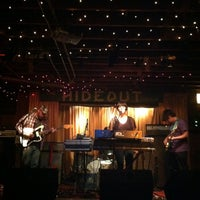 Photo taken at The Hideout by Kate B. on 7/21/2012