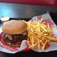 Photo taken at Freddy's Frozen Custard & Steakburgers by Jasen A. on 7/6/2012