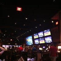 Photo taken at Jerry Remy's Sports Bar & Grill by Tomas V. on 6/8/2012