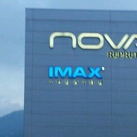 Photo taken at Nova Cinemas by Luis B. on 7/14/2012