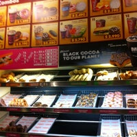 Photo taken at Dunkin' Donuts by Franco C. on 6/11/2012