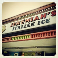 Photo taken at Jeremiah's Italian Ice by Jascelyn D. on 5/1/2012