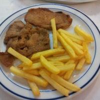 Photo taken at Restaurante Santo Domingo by Luis C. on 6/7/2012