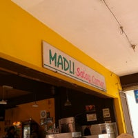 Photo taken at Madli Satay Corner by Keegan F. on 9/8/2012