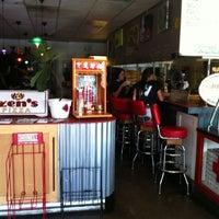 Photo taken at Zen's Pizza by Steve F. on 8/23/2012