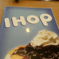 Photo taken at IHOP by Mark B. on 6/16/2012