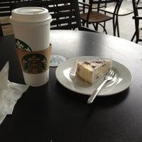 Photo taken at Starbucks 星巴克 by Ben X. on 7/25/2012