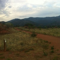 Photo taken at Red Rock Canyon Open Space by Carla on 7/6/2012