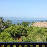 Photo taken at Meliá Vacation Club Puerto Vallarta by Noe Franco M. on 7/6/2012