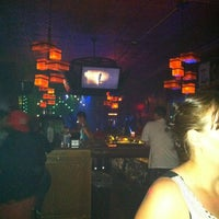 Photo taken at Just John's Nightclub by Kimberly M. on 6/30/2012