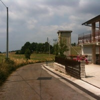 Photo taken at Caseificio Gardoni by Giacomo M. on 8/14/2012