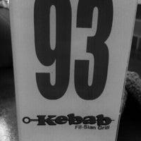 Photo taken at Kebab Fil-Sian-Grill by Mon F. on 3/15/2012