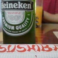 Photo taken at Sushi Bar by Rodrigo G. on 7/20/2012