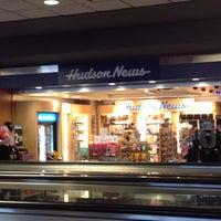 Photo taken at Hudson News by John F. on 5/10/2013