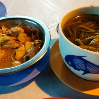 Photo taken at Meng Kee Steam Soup by Lilian L. on 7/18/2014