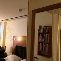 Photo taken at Mornington Hotel Stockholm City by Hermann G. on 11/22/2013