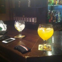 Photo taken at Irish Pub St. Patrick's by Zaira A. on 4/19/2013