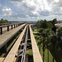 Photo taken at Tram To Gates 60-99 by Riceman on 10/4/2012