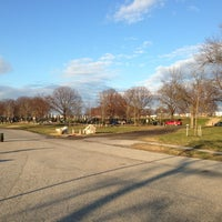 Photo taken at Patterson Park by Elliott P. on 3/12/2013