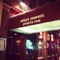 Photo taken at Mother Hubbard's Sports Pub by Philipp S. on 6/20/2013