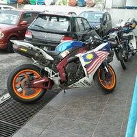 Photo taken at Perodua Service Centre by Yuzray E. on 10/7/2013
