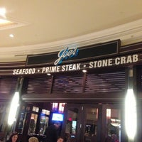 Photo taken at Joe's Seafood Prime Steak & Stone Crab by Abdulrahman A. on 4/9/2013