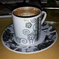 Photo taken at Cafe Izmir by Liz S. on 9/16/2012