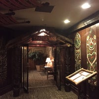 Photo taken at Trader Vic's by Christopher J. on 4/29/2016