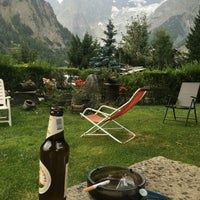 Photo taken at Courmayeur by Can on 8/18/2016