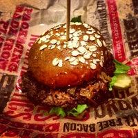 Photo taken at Epic Burger by Igin I. on 1/8/2013