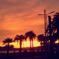 Photo taken at Cannes by HAMDAN on 10/1/2015