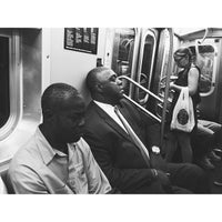Photo taken at MTA Subway - A Train by  Stephen K. on 7/16/2013
