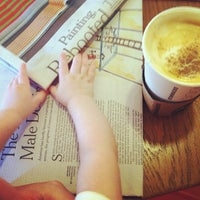 Photo taken at Starbucks by Michelle L. on 9/30/2012