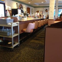 Photo taken at Ocean View Restaurant by Sparky J. on 8/14/2013