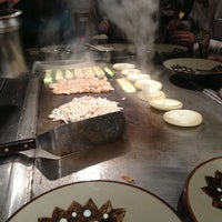 Photo taken at Benihana by Lindsay L. on 1/5/2013