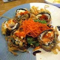 Photo taken at Doraku Sushi by Brenda R. on 8/1/2013