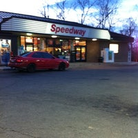 Photo taken at Speedway by Sarah P. on 4/8/2013