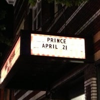 Photo taken at Roseland Theater by Sue V. on 4/22/2013
