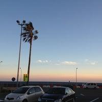Photo taken at 西湘PA (上り) by Masaki E. on 12/8/2012