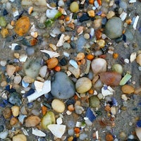 Photo taken at Webby's Beach by Tara F. on 8/1/2014