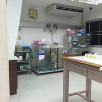 Photo taken at Thonglor Pet Hospital by Kwanrudee M. on 4/7/2016