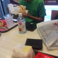 Photo taken at Wendy's by Dyner W. on 7/21/2014