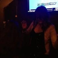 Photo taken at Karaoke Cave by Melanie T. on 2/10/2013