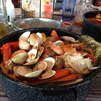 Photo taken at Joe's Crab Shack by Bill O. on 1/3/2013