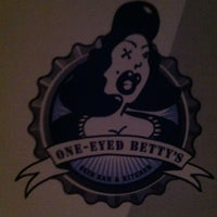 Photo taken at One-Eyed Betty's by Jessica B. on 2/21/2012