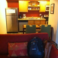 Photo taken at Residence Inn Sunnyvale Silicon Valley I by Jill G. on 4/17/2012