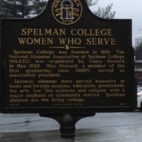 Photo taken at Spelman College by Saida L. on 2/7/2013