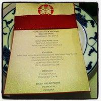 Photo taken at U Garden Chinese Restaurant by Jillian V. on 11/11/2012
