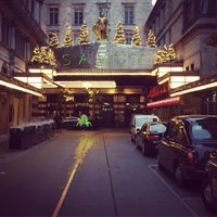 Photo taken at Savoy Place by Ryan T. on 12/7/2015