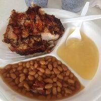 Photo taken at Iowa Pork Tent by Ron A. on 8/9/2013